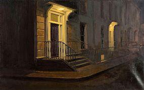 Maeve McCarthy RHA (b.1964), Georgian Dublin at Morgan O'Driscoll Art Auctions
