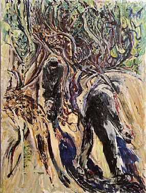 Patrick Swift (1927-1983), The Olive Pickers at Morgan O'Driscoll Art Auctions