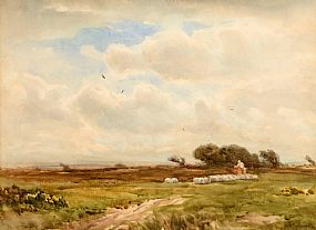 Wycliffe Egginton RI RCA (1875-1951), Devonshire Common at Morgan O'Driscoll Art Auctions