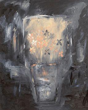 Michael Smyth (b.1961), I Think of Pretty Flowers at Morgan O'Driscoll Art Auctions