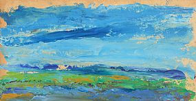 Daniel O'Neill (1920-1974), Landscape West of Ireland at Morgan O'Driscoll Art Auctions