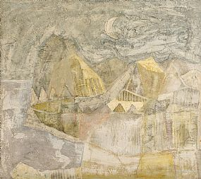 Padraig MacMiadhachain RWA (b.1929), The Mountain of Sand, Maspalomas, Gran Canaria at Morgan O'Driscoll Art Auctions