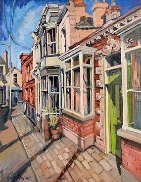 Gerard Byrne (b.1958), Maeve Binchy's House, Dalkey at Morgan O'Driscoll Art Auctions