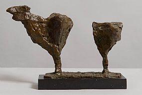 John Behan RHA (b.1938), Camel at Morgan O'Driscoll Art Auctions