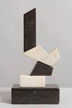 Pieter Koning (b.1948), Construction I, 1998 at Morgan O'Driscoll Art Auctions
