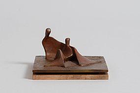 Joe Sloan (20th/21st Century), Lovers at Morgan O'Driscoll Art Auctions