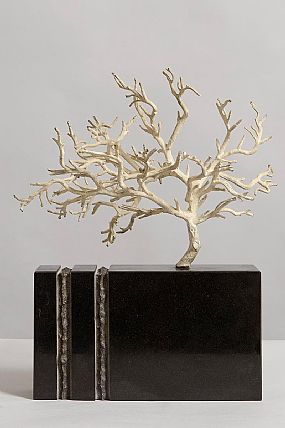 Leo Higgins (20th/21st Century), Winter Tree at Morgan O'Driscoll Art Auctions