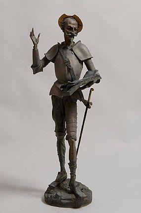Paul Emile Machault (1800-1886), Don Quixote at Morgan O'Driscoll Art Auctions