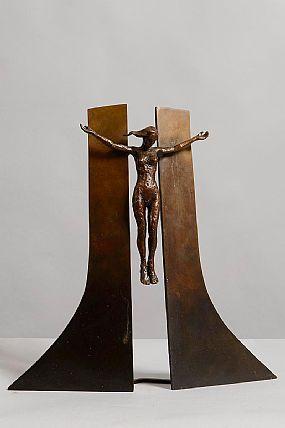 Mark Rode (b.1965), Angel at Morgan O'Driscoll Art Auctions