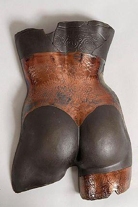Julian Smyth (20th/21st Century), Sculpture of Basque at Morgan O'Driscoll Art Auctions