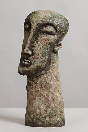 Carol Henry (b.1960), Abstract Portrait at Morgan O'Driscoll Art Auctions