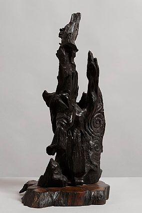 David Patton (b.1971), An Bard at Morgan O'Driscoll Art Auctions