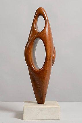 Michael Casey (b.1932), Embrace at Morgan O'Driscoll Art Auctions