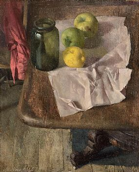 Patrick Hennessey, Studio Table at Morgan O'Driscoll Art Auctions