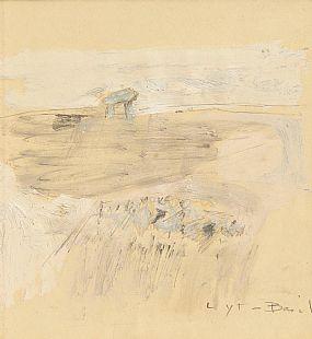 Basil Blackshaw, Dolmen at Morgan O'Driscoll Art Auctions