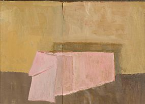 Charles Brady, Pink Envelope at Morgan O'Driscoll Art Auctions
