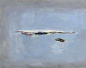 Patrick Collins, Islands at Morgan O'Driscoll Art Auctions