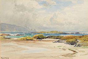 Frank McKelvey, Rossbeg, Donegal at Morgan O'Driscoll Art Auctions