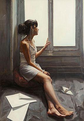 Wentao Li, Paper Crane at Morgan O'Driscoll Art Auctions