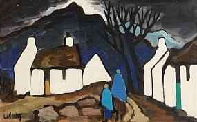 Markey Robinson, Returning Home at Morgan O'Driscoll Art Auctions