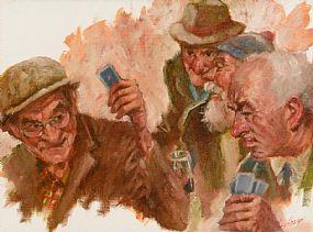Roy Lyndsay, Got Yay! at Morgan O'Driscoll Art Auctions