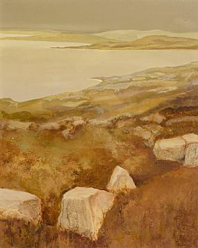 Arthur Armstrong, Seascape, West of Ireland at Morgan O'Driscoll Art Auctions