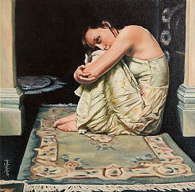 John Luce Lockett, Cinderella at Morgan O'Driscoll Art Auctions
