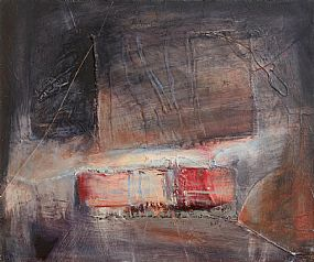 Lynne Foster Fitzgerald, The Unsaid at Morgan O'Driscoll Art Auctions