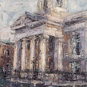 Aidan Bradley, St. George's, Hardwick Place at Morgan O'Driscoll Art Auctions