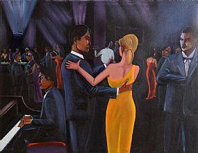 Ken O'Neill, Last Dance at Morgan O'Driscoll Art Auctions