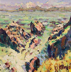 Arthur K. Maderson, Great Blasket Island at Morgan O'Driscoll Art Auctions