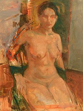 Noel Murphy, Nude at Morgan O'Driscoll Art Auctions