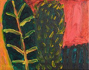 William Crozier, Garden, 2004 at Morgan O'Driscoll Art Auctions