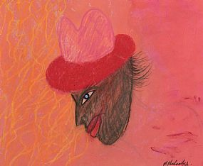 Michael Mulcahy, I Am As Happy As Ah Cloude at Morgan O'Driscoll Art Auctions
