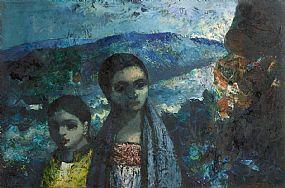 Daniel O'Neill, Travelling Through Kerry at Morgan O'Driscoll Art Auctions