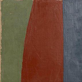 Richard Gorman, Untitled at Morgan O'Driscoll Art Auctions