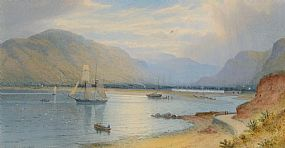 Anthony Carey Stannus, Glenariffe, Co. Antrim at Morgan O'Driscoll Art Auctions