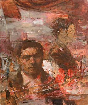 Noel Murphy, Tapestry at Morgan O'Driscoll Art Auctions