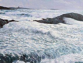Jules Thomas, Storm Surge at Morgan O'Driscoll Art Auctions