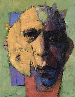 John Boyd, Fish Head at Morgan O'Driscoll Art Auctions