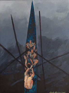 Charles Harper, Interaction (2006) at Morgan O'Driscoll Art Auctions