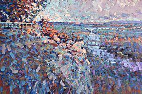 Arthur K. Maderson, River Dordonge, Dusk at Morgan O'Driscoll Art Auctions