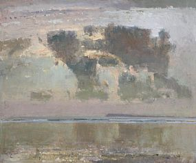 Fred Cuming, Winter Sea at Morgan O'Driscoll Art Auctions
