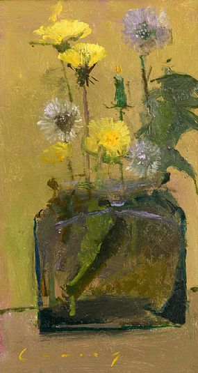Fred Cuming, Dandelion at Morgan O'Driscoll Art Auctions