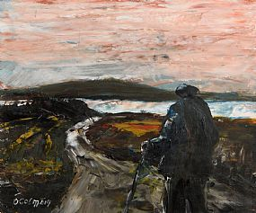 Seamus O'Colmain, Homeward Bound at Morgan O'Driscoll Art Auctions