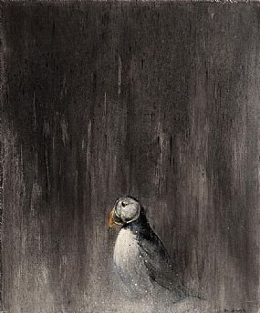 Cornelius Campbell, Puffin at Morgan O'Driscoll Art Auctions