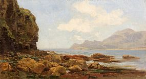 Alexander Williams, Connemara Seascape at Morgan O'Driscoll Art Auctions