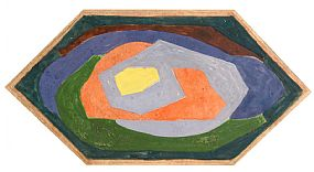 Mainie Jellet, Abstract Composition at Morgan O'Driscoll Art Auctions