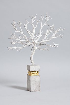 Leo Higgins, Winter Tree at Morgan O'Driscoll Art Auctions