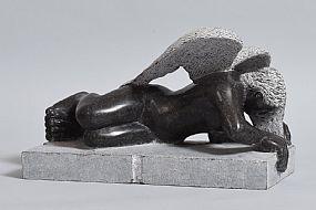 James Horan, Icarian Fall (2013) at Morgan O'Driscoll Art Auctions